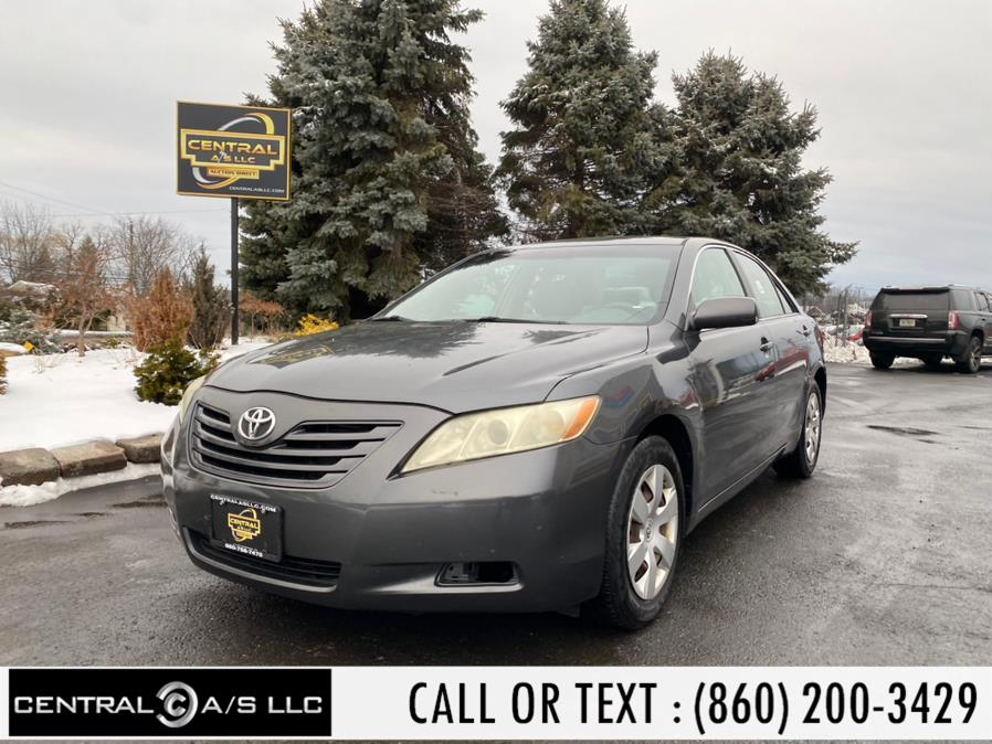 Used Toyota Camry 4dr Sdn V6 Auto LE (Natl) 2007   Central A/S LLC. East Windsor, Connecticut