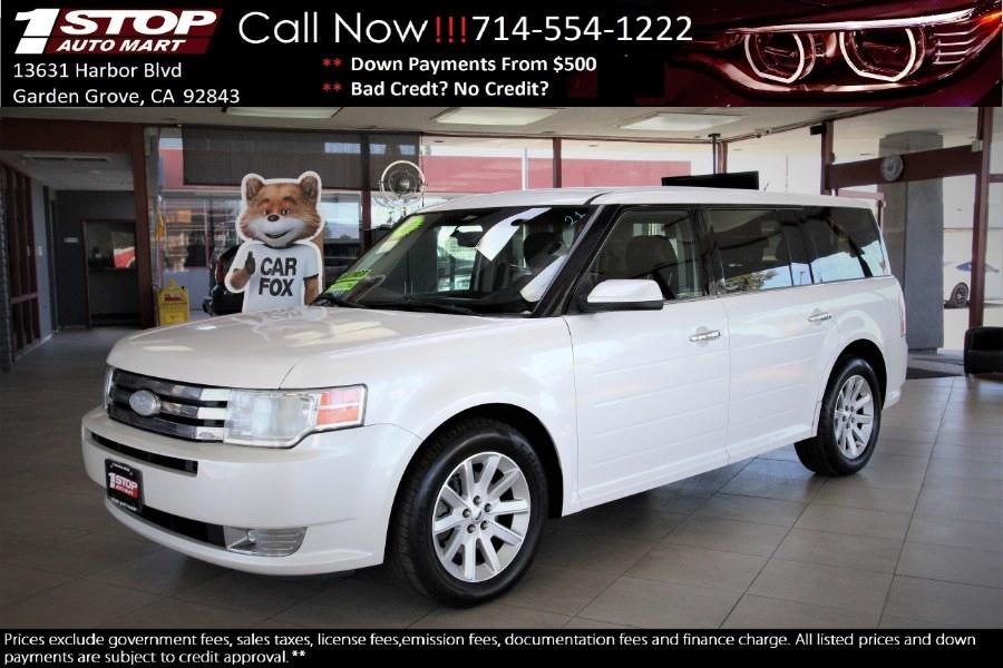 Used Ford Flex 4dr SEL FWD 2011 | 1 Stop Auto Mart Inc.. Garden Grove, California
