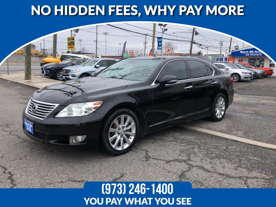 Used 2012 Lexus LS 460 in Lodi, New Jersey | Route 46 Auto Sales Inc. Lodi, New Jersey