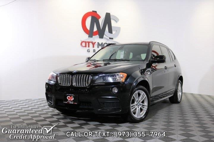 Used 2012 BMW X3 in Haskell, New Jersey | City Motor Group Inc.. Haskell, New Jersey