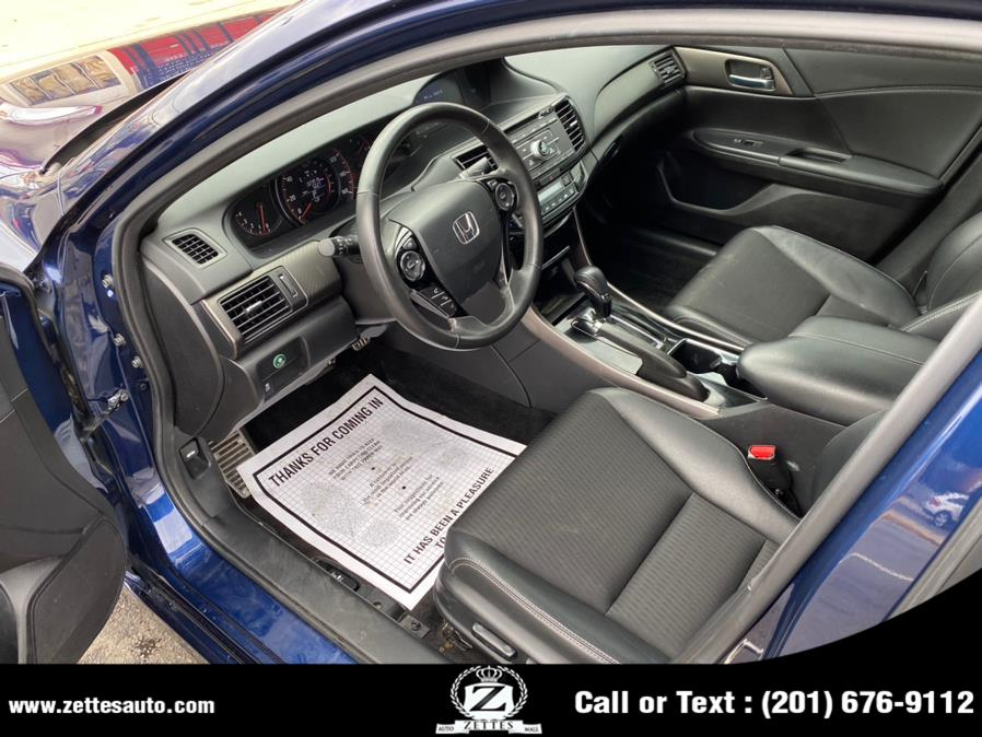 Used Honda Accord Sedan Sport CVT 2017   Zettes Auto Mall. Jersey City, New Jersey