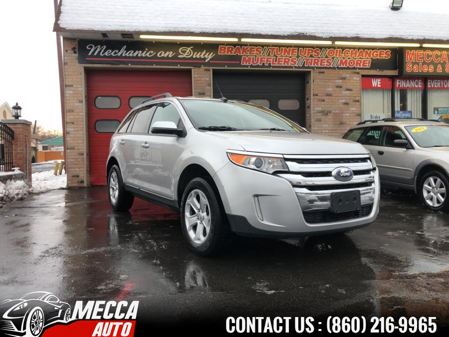 Used 2014 Ford Edge in Hartford, Connecticut | Mecca Auto LLC. Hartford, Connecticut