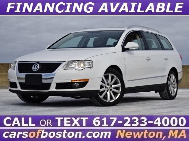 Used 2010 Volkswagen Passat Wagon in Newton, Massachusetts | Cars of Boston. Newton, Massachusetts