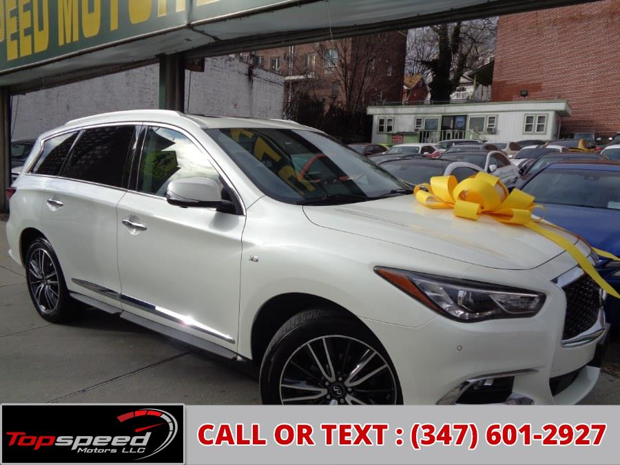 Used INFINITI QX60 AWD 2019.5 PURE Luxury 2019 | Top Speed Motors LLC. Jamaica, New York