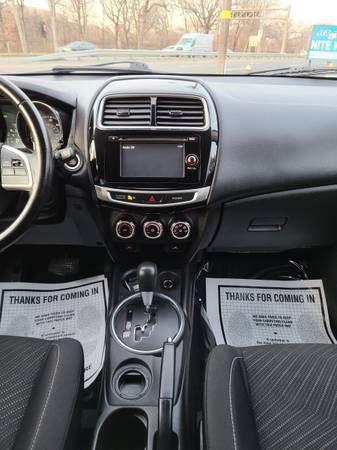 Used Mitsubishi Outlander Sport 2WD 4dr CVT SE 2015 | Cars Off Lease . Elmont, New York
