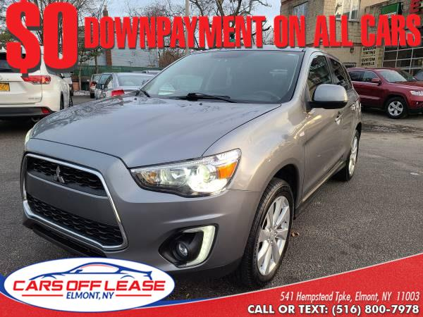 Used 2015 Mitsubishi Outlander Sport in Elmont, New York | Cars Off Lease . Elmont, New York
