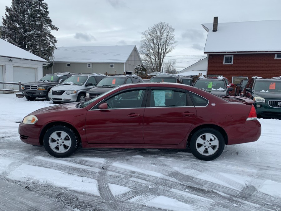 Used Chevrolet Impala 4dr Sdn 3.5L LT 2009 | CT Car Co LLC. East Windsor, Connecticut