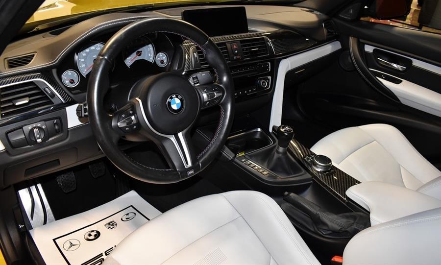 Used BMW M3  2018 | Select Motor Cars. Deer Park, New York