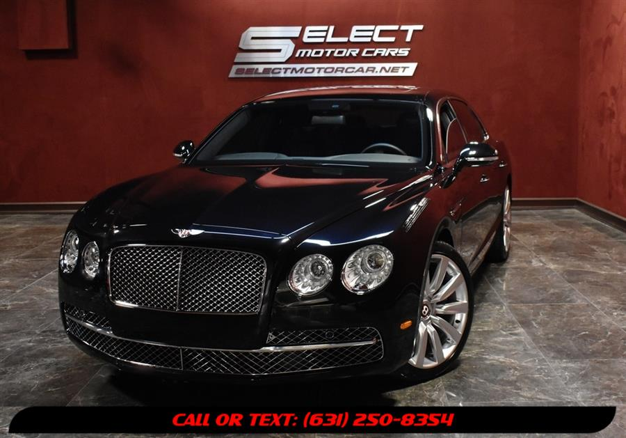 Used 2017 Bentley Flying Spur in Deer Park, New York | Select Motor Cars. Deer Park, New York