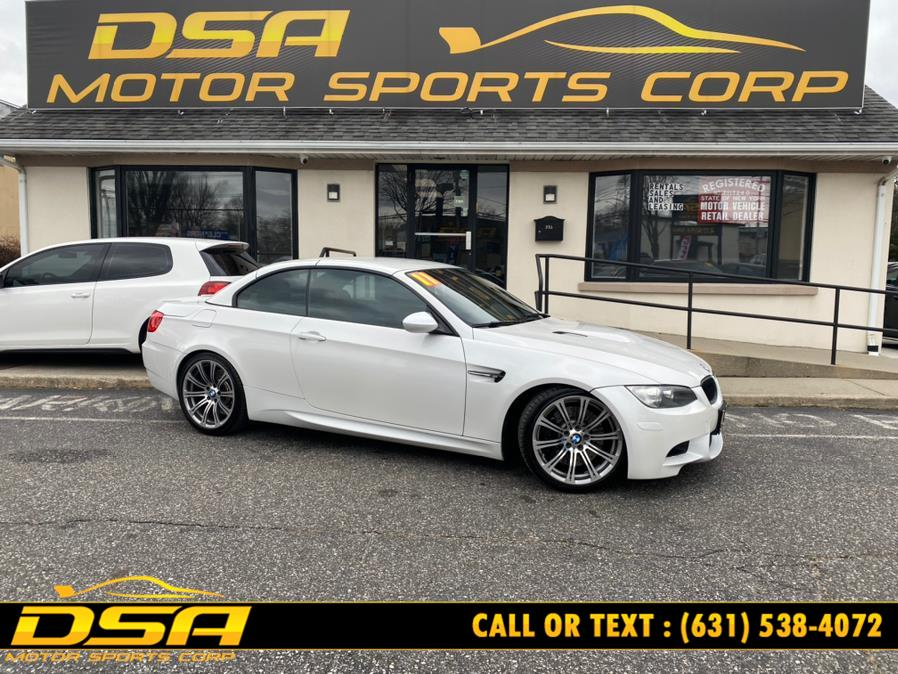 Used 2011 BMW M3 in Commack, New York | DSA Motor Sports Corp. Commack, New York