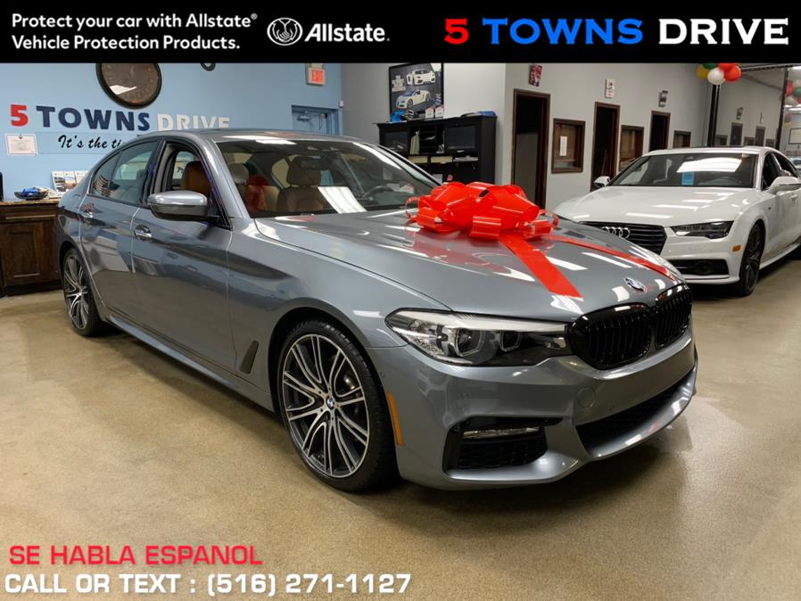 Used 2018 BMW 5 Series M/SPORT in Inwood, New York | 5 Towns Drive. Inwood, New York