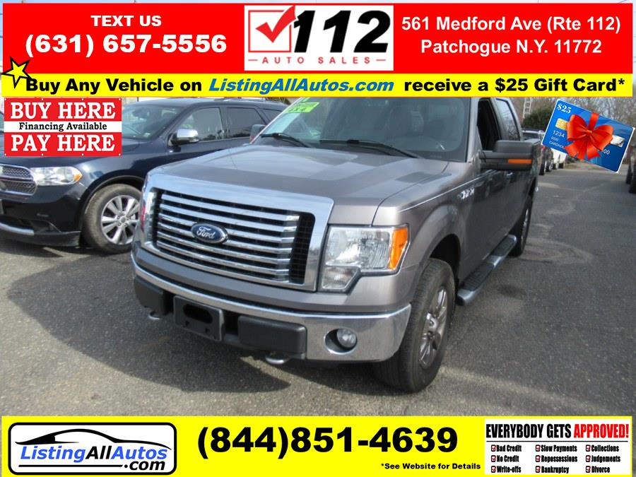 "Used Ford F-150 4WD SuperCrew 145"" Platinum 2011 