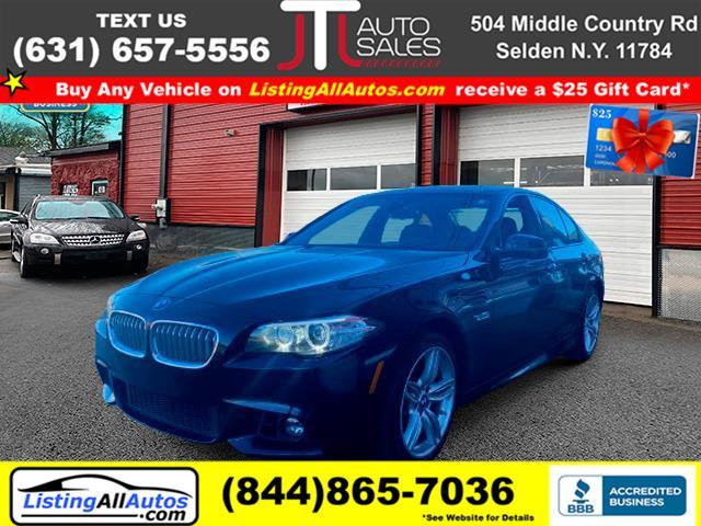 Used 2015 BMW 5 Series in Deer Park, New York | www.ListingAllAutos.com. Deer Park, New York