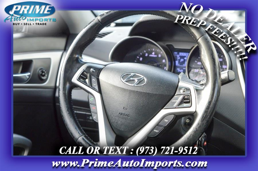 Used Hyundai Veloster 3dr Cpe Auto w/Gray Int 2014   Prime Auto Imports. Bloomingdale, New Jersey
