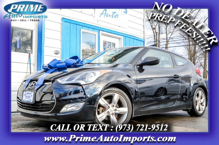 Used 2014 Hyundai Veloster in Bloomingdale, New Jersey | Prime Auto Imports. Bloomingdale, New Jersey