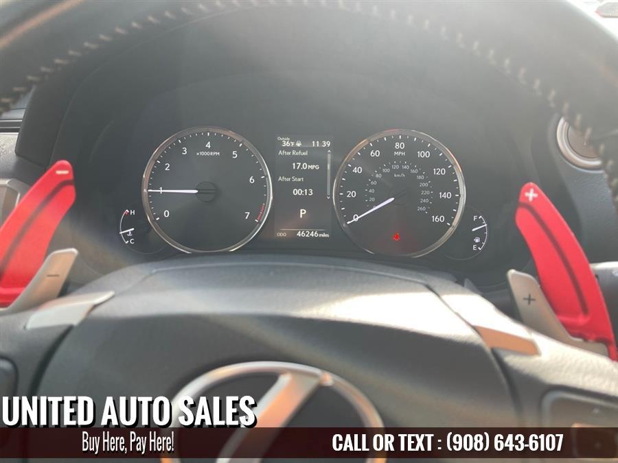 Used Lexus Is 300 300 2017 | United Auto Sale. Newark, New Jersey