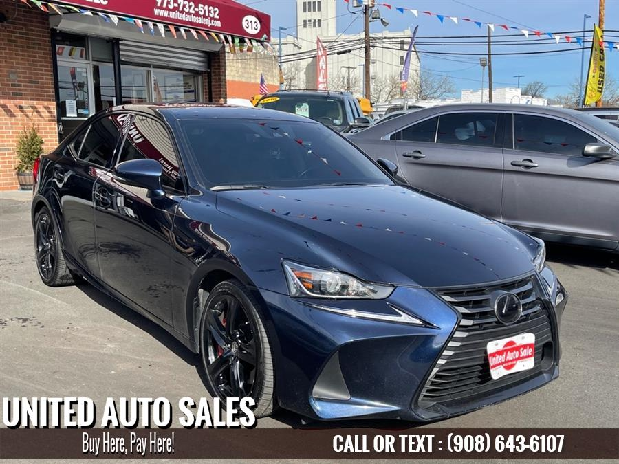 Used 2017 Lexus Is 300 in Newark, New Jersey | United Auto Sale. Newark, New Jersey