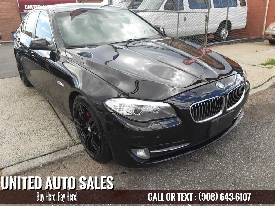Used BMW 528 XI 2013 | United Auto Sale. Newark, New Jersey