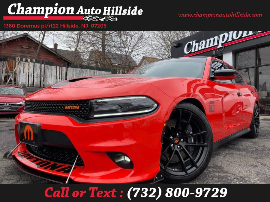 Used 2018 Dodge Charger in Hillside, New Jersey | Champion Auto Hillside. Hillside, New Jersey
