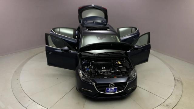 Used Mazda Mazda3 5-door Grand Touring Auto 2018   J&M Automotive Sls&Svc LLC. Naugatuck, Connecticut