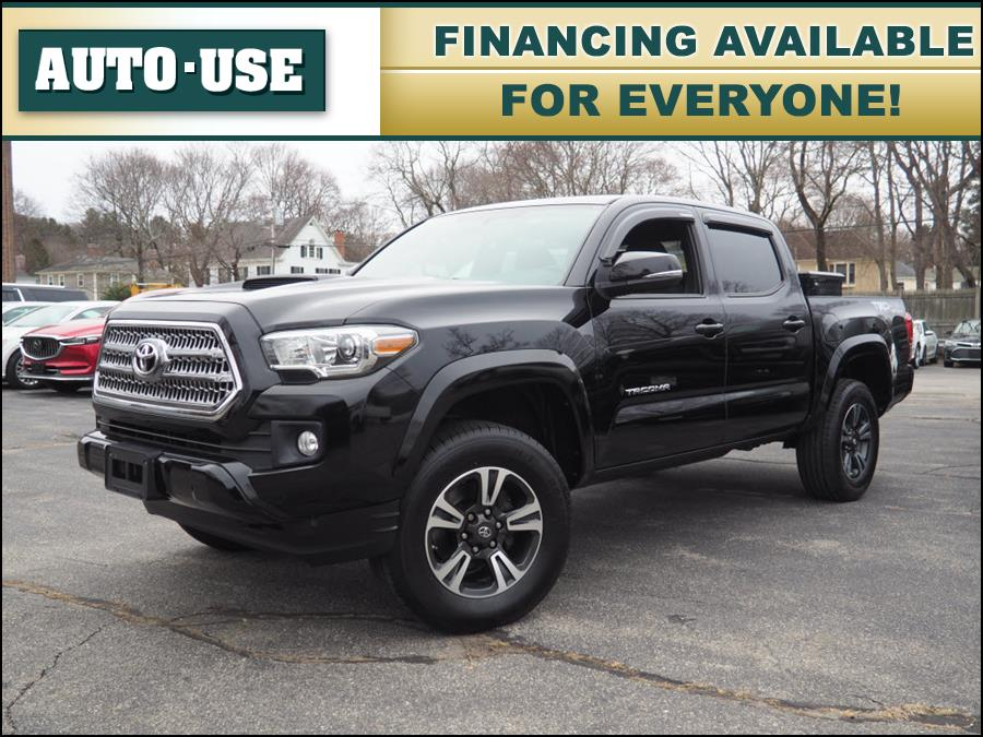 Used 2017 Toyota Tacoma in Andover, Massachusetts | Autouse. Andover, Massachusetts