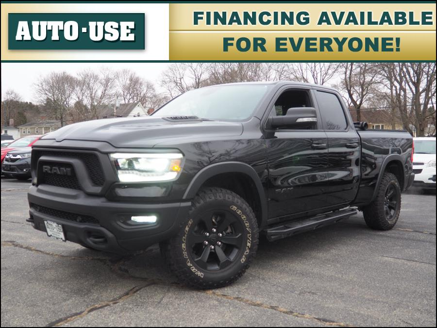Used 2020 Ram 1500 in Andover, Massachusetts | Autouse. Andover, Massachusetts