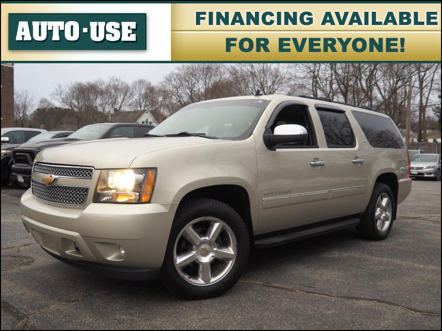 Used 2013 Chevrolet Suburban in Andover, Massachusetts | Autouse. Andover, Massachusetts