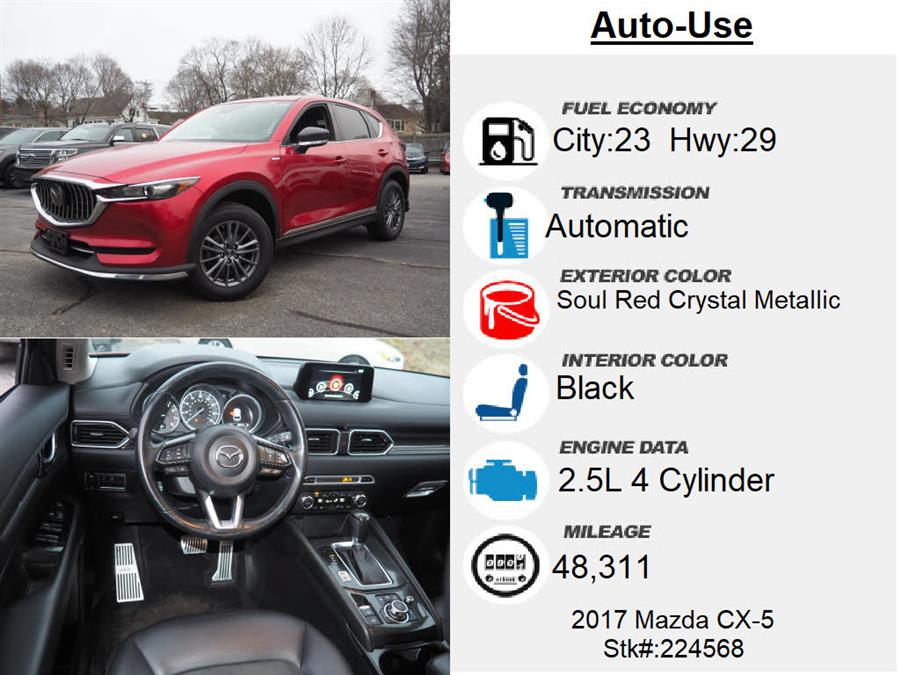 Used Mazda Cx-5 Touring 2017 | Autouse. Andover, Massachusetts