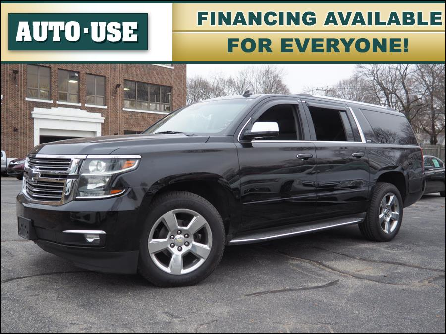 Used 2015 Chevrolet Suburban in Andover, Massachusetts | Autouse. Andover, Massachusetts