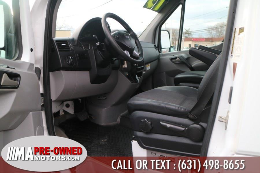 "Used Mercedes-Benz Sprinter Passenger Vans or cargo or crew RWD 2500 170"" 2015 | M & A Motors. Huntington, New York"