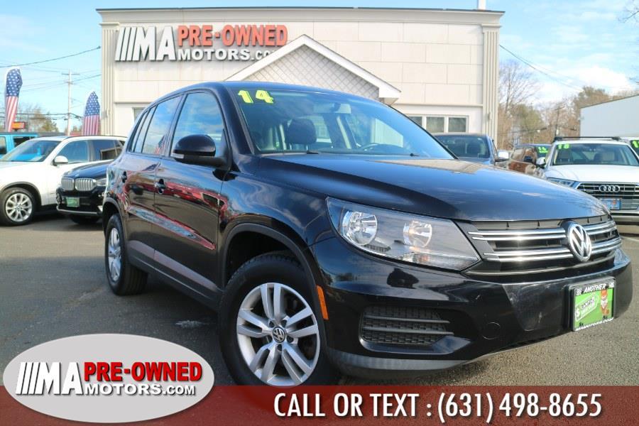 Used 2014 Volkswagen Tiguan in Huntington, New York | M & A Motors. Huntington, New York