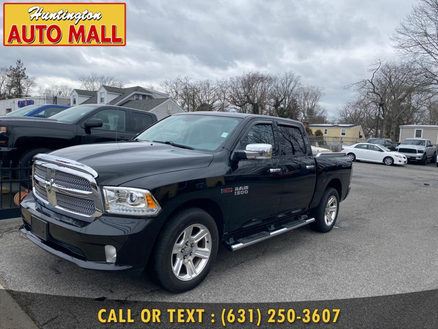 "Used Ram 1500 4WD Crew Cab 140.5"" Longhorn 2014 