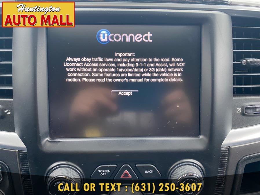 "Used Ram 1500 4WD Crew Cab 140.5"" Longhorn 2014 | Huntington Auto Mall. Huntington Station, New York"