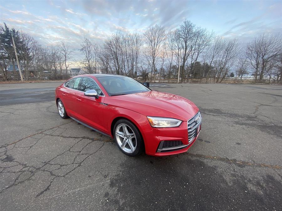 Used 2018 Audi S5 Sportback in Stratford, Connecticut | Wiz Leasing Inc. Stratford, Connecticut