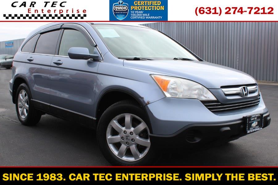 Used Honda CR-V EX-L 2008 | Car Tec Enterprise Leasing & Sales LLC. Deer Park, New York