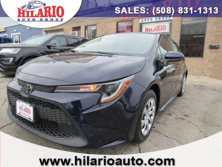Used 2020 Toyota Corolla in Worcester, Massachusetts | Hilario's Auto Sales Inc.. Worcester, Massachusetts