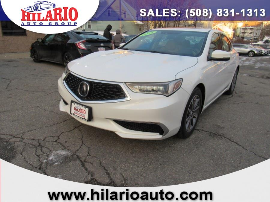 Used 2018 Acura TLX in Worcester, Massachusetts | Hilario's Auto Sales Inc.. Worcester, Massachusetts