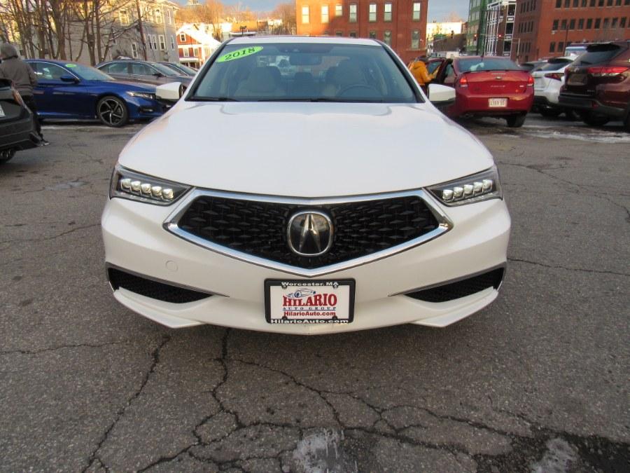 Used Acura TLX Technology Pkg 2018 | Hilario's Auto Sales Inc.. Worcester, Massachusetts