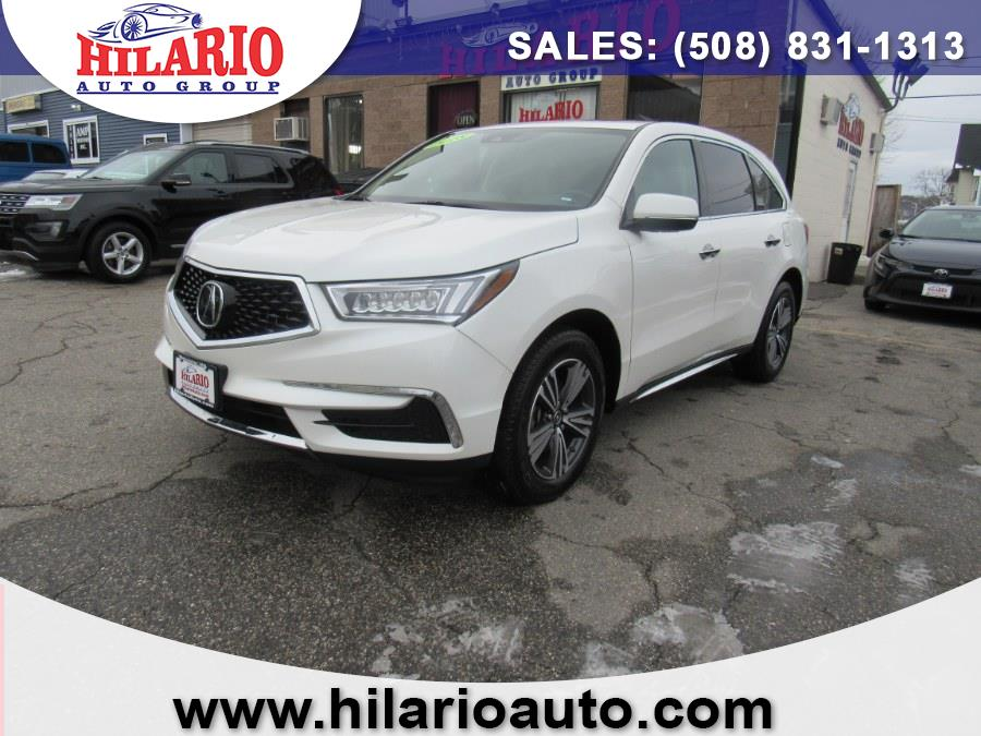 Used 2018 Acura MDX in Worcester, Massachusetts | Hilario's Auto Sales Inc.. Worcester, Massachusetts