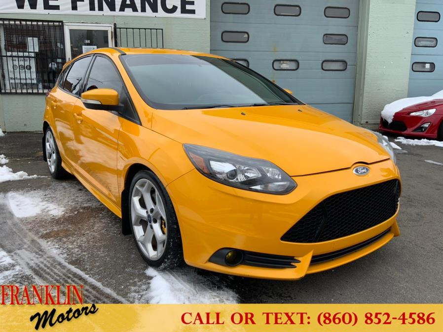 Used 2013 Ford Focus in Hartford, Connecticut | Franklin Motors Auto Sales LLC. Hartford, Connecticut