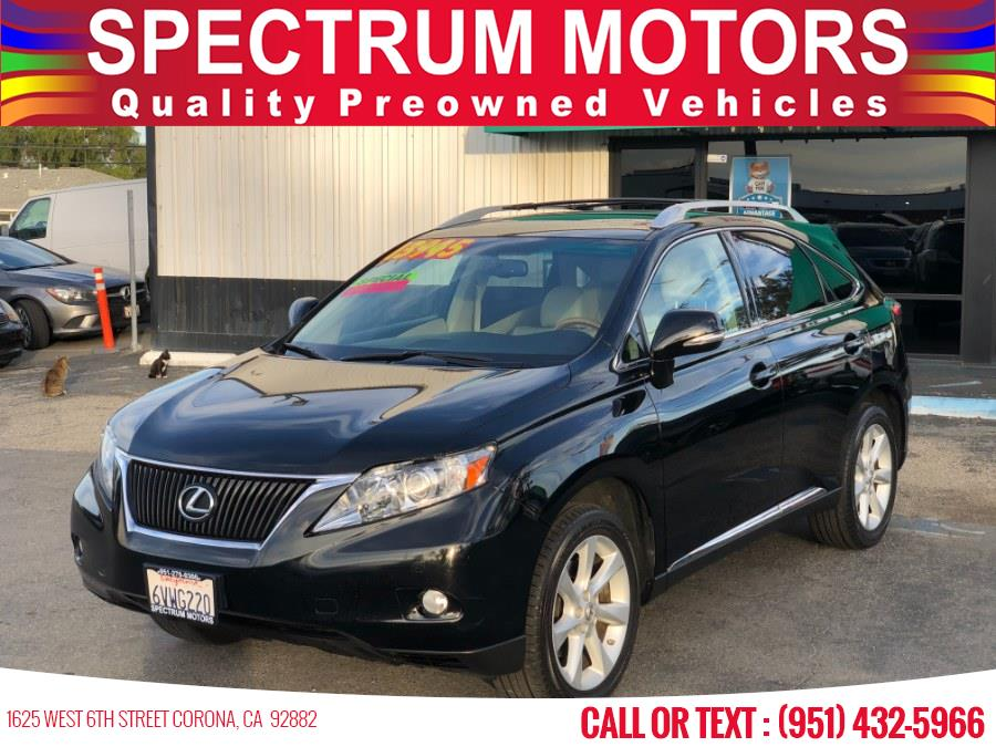 Used 2012 Lexus RX 350 in Corona, California | Spectrum Motors. Corona, California