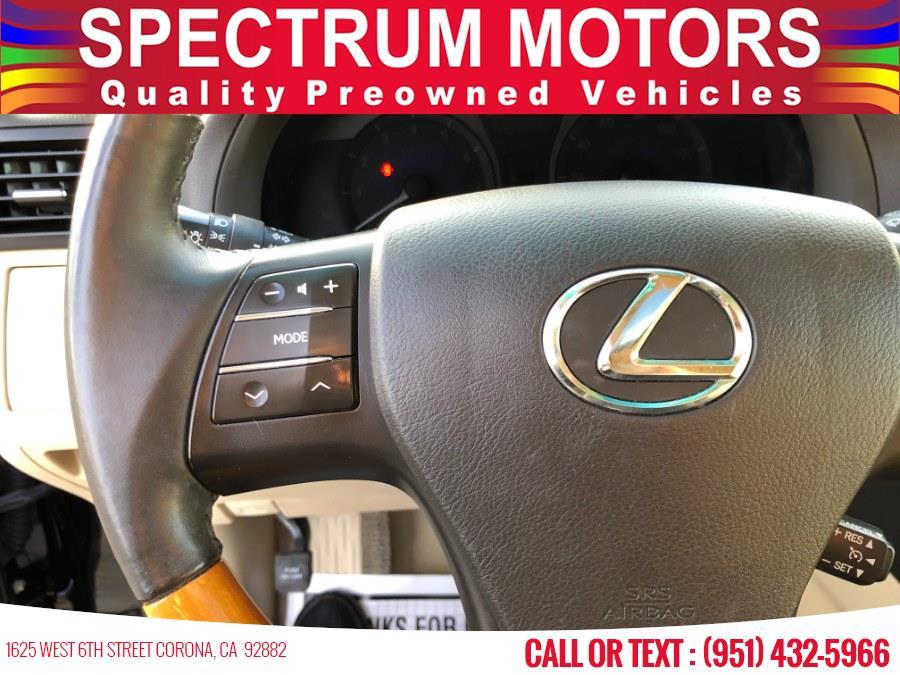 Used Lexus RX 350 FWD 4dr 2012 | Spectrum Motors. Corona, California