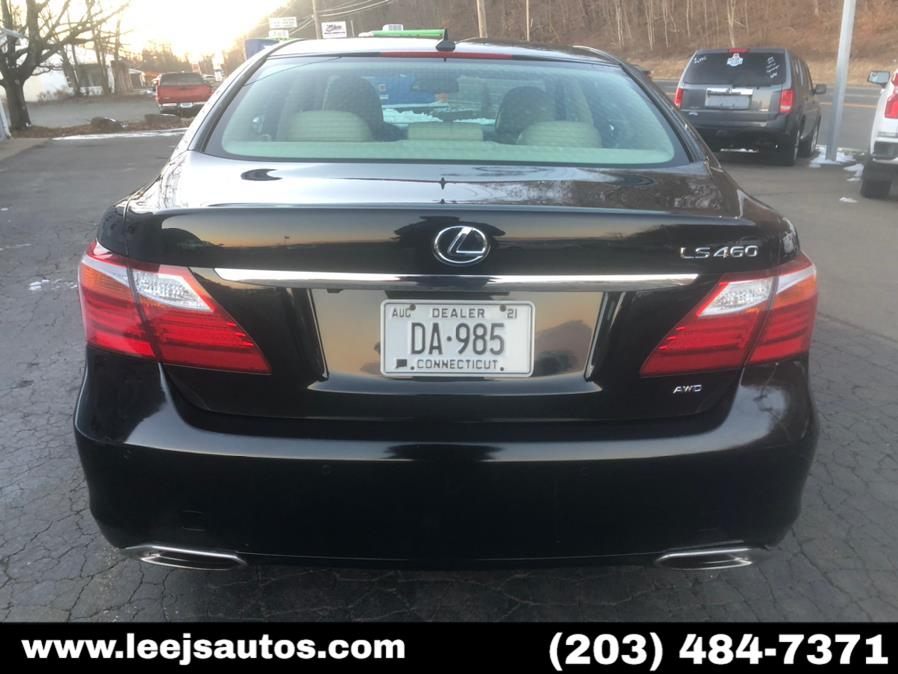 Used Lexus LS 460 4dr Sdn AWD 2012 | LeeJ's Auto Sales & Service. North Branford, Connecticut