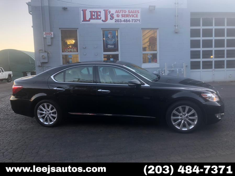 Used 2012 Lexus LS 460 in North Branford, Connecticut | LeeJ's Auto Sales & Service. North Branford, Connecticut
