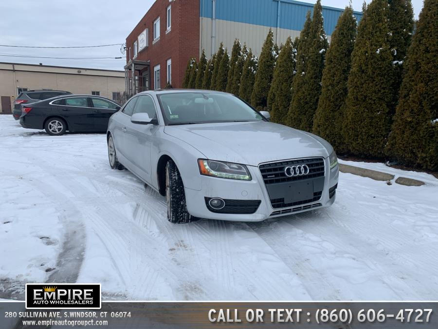 Used 2012 Audi A5 in S.Windsor, Connecticut | Empire Auto Wholesalers. S.Windsor, Connecticut