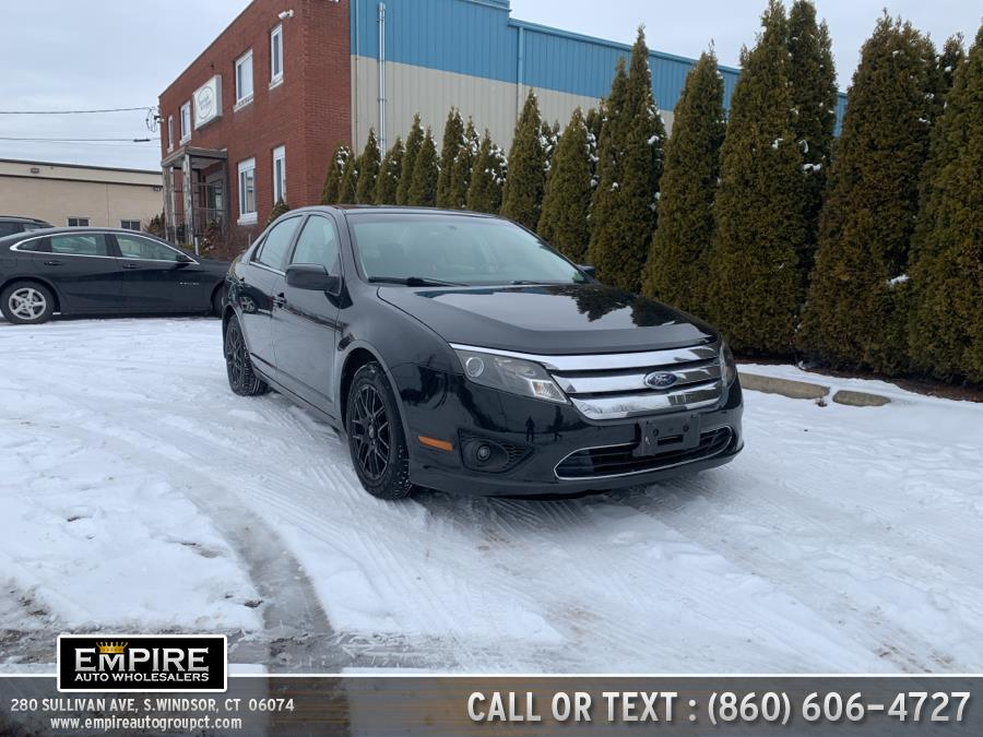 Used Ford Fusion 4dr Sdn SE FWD 2010 | Empire Auto Wholesalers. S.Windsor, Connecticut
