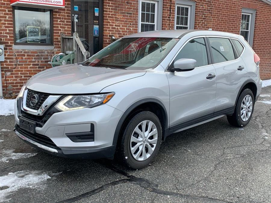 Used Nissan Rogue S AWD 4dr Crossover 2018 | Ludlow Auto Sales. Ludlow, Massachusetts