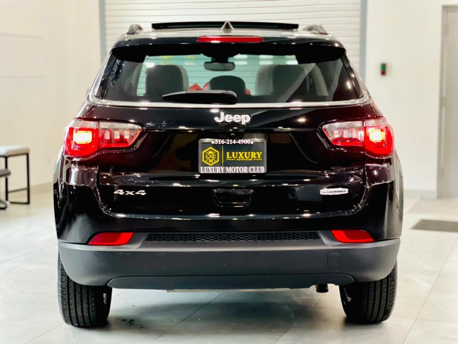 Used Jeep Compass Latitude 4x4 2018 | Luxury Motor Club. Franklin Square, New York