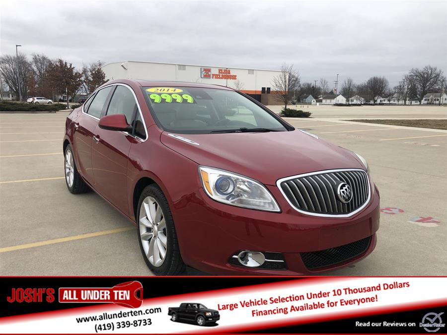 Used 2014 Buick Verano in Elida, Ohio | Josh's All Under Ten LLC. Elida, Ohio