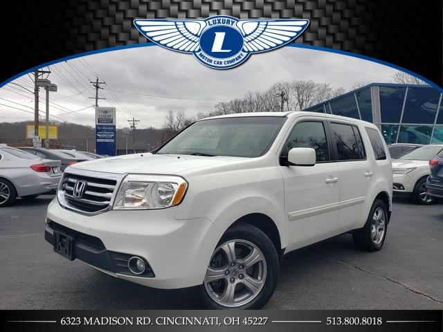 Used 2012 Honda Pilot in Cincinnati, Ohio | Luxury Motor Car Company. Cincinnati, Ohio